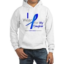 Colon Cancer Daughter Hoodie