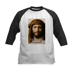 Jesus Peace and Love Tee