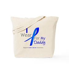 Colon Cancer Daddy Tote Bag
