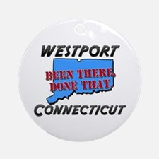 westport connecticut - been there, done that Ornam
