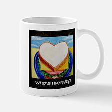 Love Sandwich Mug