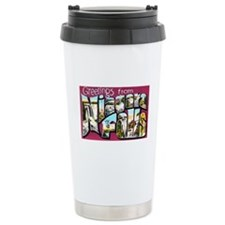 Niagara Falls Greetings Travel Coffee Mug