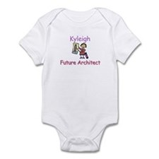 Kyleigh - Future Architect Infant Bodysuit