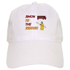 Simon to the Rescue Baseball Cap