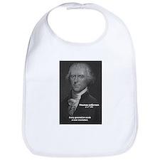 Revolution Thomas Jefferson Bib