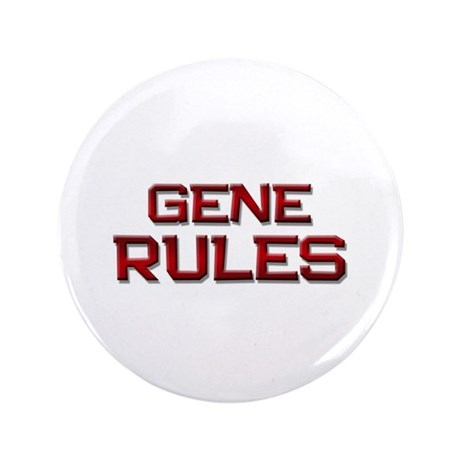 """gene rules 3.5"""" Button"""