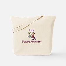Lily - Future Architect Tote Bag