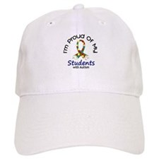 Proud Of My Autistic Students 1 Baseball Cap