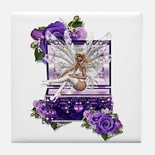 Music Box Fairy Tile Coaster