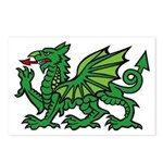 Midrealm Dragon Postcards (Package of 8)