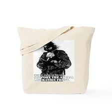 Funny Mcdonalds Tote Bag