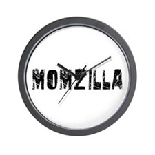 Momzilla Wall Clock