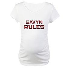 gavyn rules Shirt