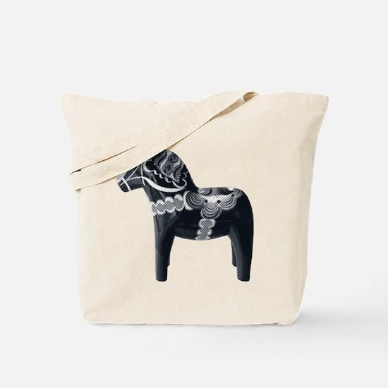 SWEDISH horse Tote Bag