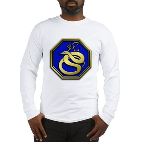 Chinese Astrology: Snake Long Sleeve T-Shirt