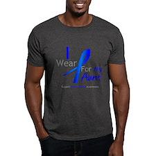 Colon Cancer Aunt T-Shirt