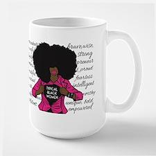 Typical Black Women Logo Mugs