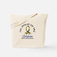Proud Of My Autistic Children 1 Tote Bag