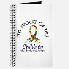 Proud Of My Autistic Children 1 Journal