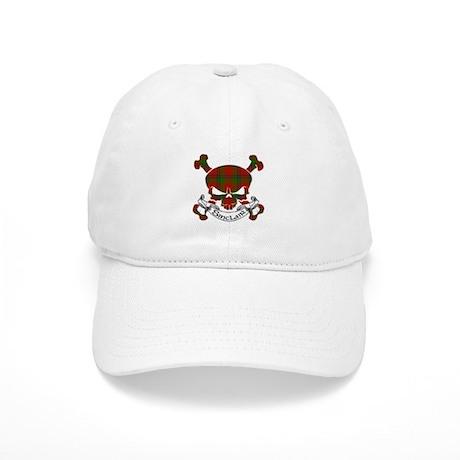 Sinclair Tartan Skull Cap