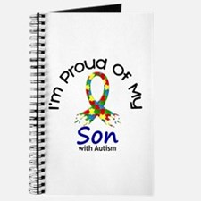 Proud Of My Autistic Son 1 Journal