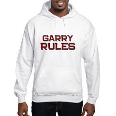 garry rules Hoodie