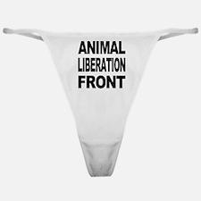 Animal liberation Classic Thong