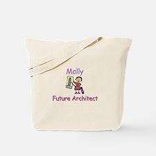Molly - Future Architect Tote Bag
