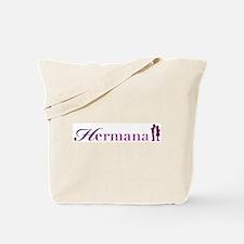 Cool Hermana Tote Bag