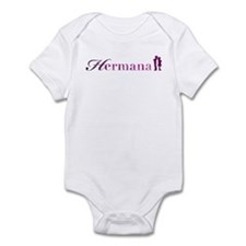 Funny Sister Infant Bodysuit