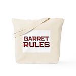 garret rules Tote Bag
