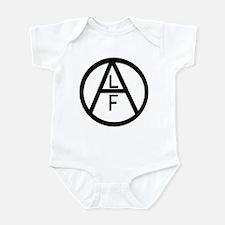 Unique Animal liberation Infant Bodysuit