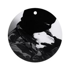Funny Animal liberation front Ornament (Round)