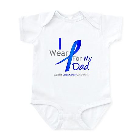 Colon Cancer Dad Infant Bodysuit