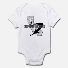 geocaching Infant Bodysuit
