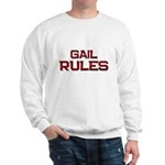 gail rules Sweatshirt