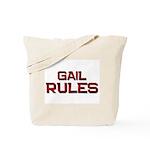 gail rules Tote Bag