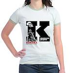 Kimura ringer shirt - Brazilian Jiu Jitsu ringer