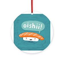 Oishii Sushi Ornament