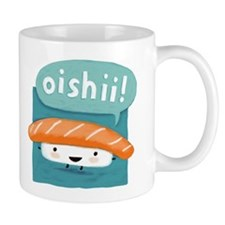Oishii Sushi Mug