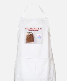 American Tea Party BBQ Apron