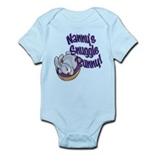 NANNY'S SNUGGLE BUNNY! Infant Bodysuit