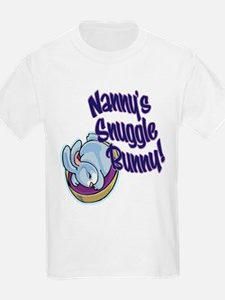 NANNY'S SNUGGLE BUNNY! T-Shirt