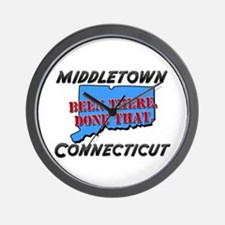 middletown connecticut - been there, done that Wal