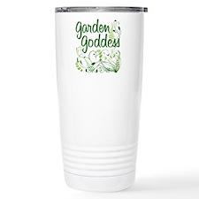Garden Goddess Travel Mug