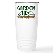 Garden Hoe Travel Coffee Mug
