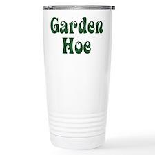 Garden Hoe Gardening Travel Mug