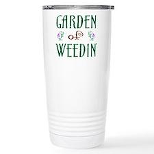 Garden of Weedin' Travel Mug
