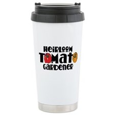 Heirloom Tomato Travel Coffee Mug