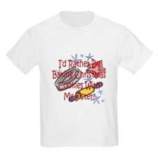 Bake With My Sister T-Shirt